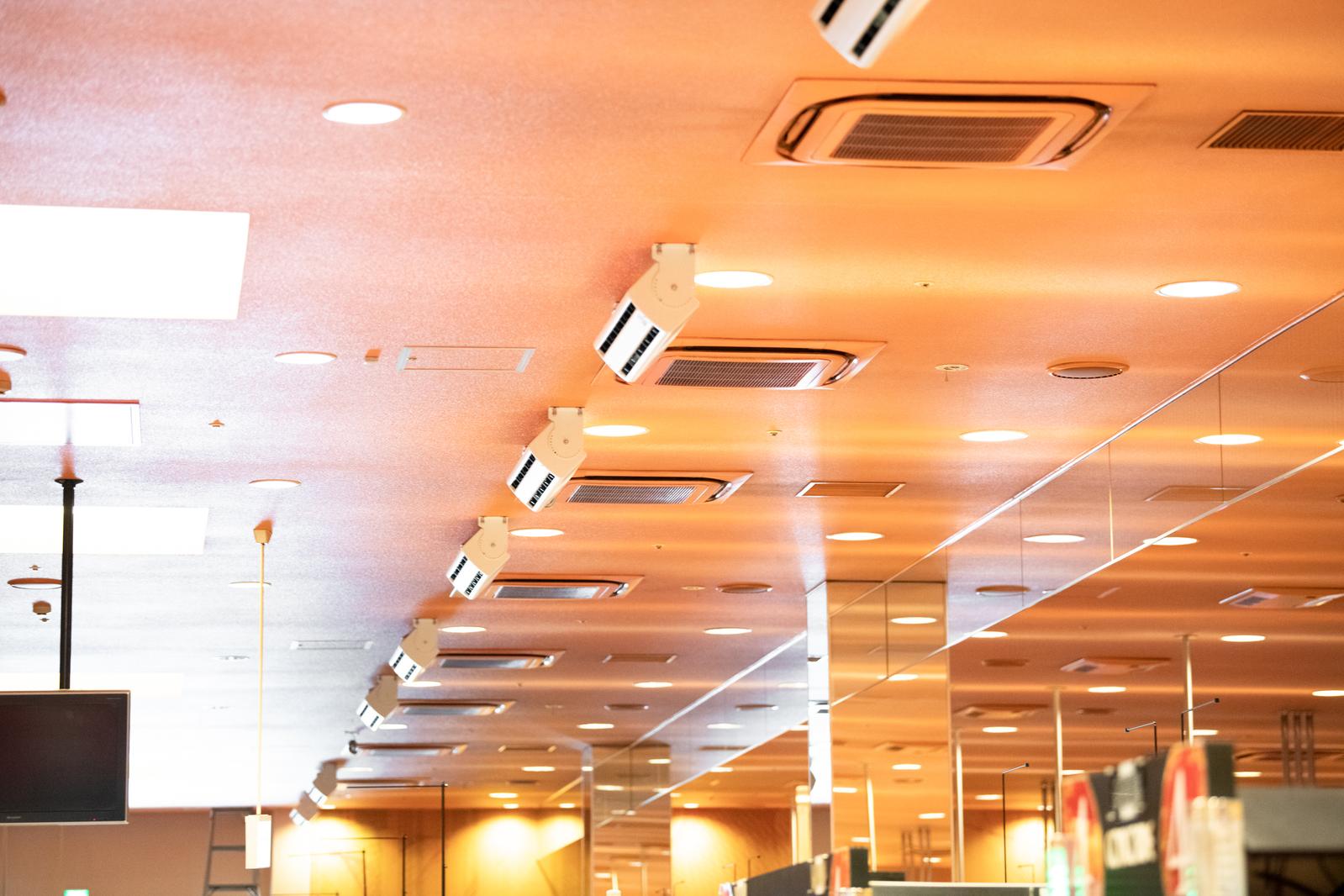 空調設備の写真1